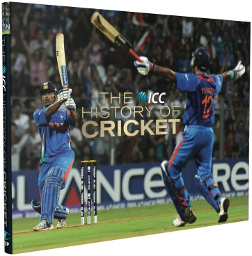 The ICC History of Cricket