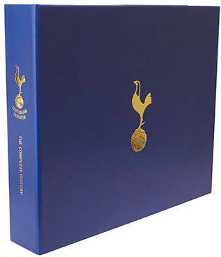 Tottenham Hotspur: The Complete History